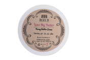 Body B Beautiful / Luxurious Honey Body Butter Creme / Lasting Hydration / Moisturising and Nourishing with Natural and Organic Ingredients / Cruelty Free