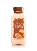 Bath and Body Works Salted Caramel Pumpkin Body Lotion 240ml Full Size