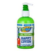 TruKid, Happy Face & Body Lotion, 8 fl oz (236.5 ml) by Trukid