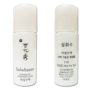Sulwhasoo Snowise EX Whitening Fluid 5ml x 50pcs (250ml) Sample AMORE PACIFIC