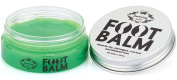 Mint Foot Balm for Cracked, Rough & Dry Heels | Deeply Nourishing, Healing Foot Cream with Beeswax - Net 50 Ml.