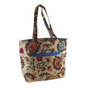 Della Q Willa Shoulder Yarn Bag 424-1 Waterton