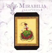 Mirabilia Counted Cross Stitch Chart Pattern 30cm x 41cm . MISS CHRISTMAS EVE #148
