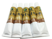 Marie's Big Size Chinese Painting Pigment Colour Tubes Watercolour Drawing 12ml10pcs No. 684 Burnt Sienna