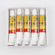 NWFashion 12ML Chinese Painting Colour Tubes Watercolour Drawing 5PC/ONE LOT