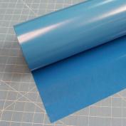 Siser Easyweed Sky Blue 38cm x 1.5m Iron on Heat Transfer Vinyl Roll