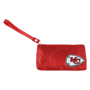 NFL Colour Sheen Wristlet Bag