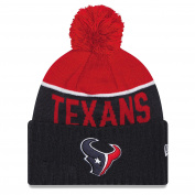Houston Texans New Era Sideline Sport Knit Hat