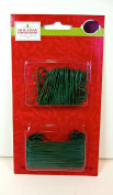 Jo-ann's Holiday Inspirations Ornament Hooks,150 Metal Hooks,6.4cm
