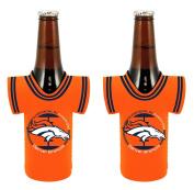NFL Denver Broncos 2015 - 2016 Super Bowl 50 Champions Beverage Drink Holder Coolers - Pick Style