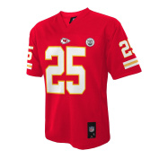 NFL Kansas City Chiefs Jamaal Charles Youth Boys 8-20 Mid-Tier Jersey
