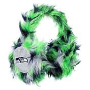 2015 NFL Team Logo Fluffy Oversized Earmuffs - Pick Team