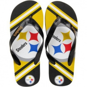Pittsburgh Steelers 2013 Unisex Big Logo Flip Flop