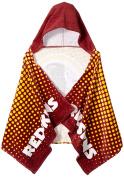 NFL 60cm x 130cm Youth Hooded Beach Towel