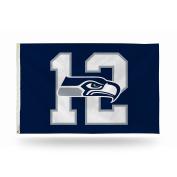 Seahawks 12th Man Banner Flag