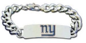 NFL Licenced Stainless Steel 23cm ID Bracelet