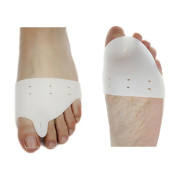 Silicone Toes Separator The big Toe Bunion Corrector,Daily Use Foot Care Tool