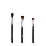 ON & OFF Trio Eye Crease/Shadow and Flat Liner Brush