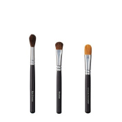 ON & OFF Trio Eye Crease/Shadow and Ultimate Concealer Brush