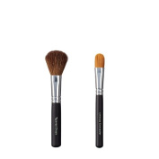 ON & OFF Tapered Cheek and Ultimate Concealer Makeup Brush