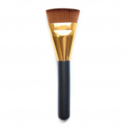 CoKate Professional Makeup Brush Flat Contour Face Cheeks Powder Cosmetic Tool Brusher