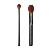 Makeover Vegan Love Pointed Eye Contour and Long Pointed Perfecto Brush