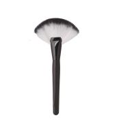 Cosmetic Brushes,Vovotrade Large Fan Goat Hair Blush Face Powder Foundation Makeup Brush