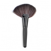 Leoy88 1pc Face Powder Foundation Brush M