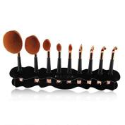 Susenstone Cosmetic Makeup Brush Sponge Foundation holder