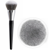 CLOTHOBEAUTY Luxury Synthetic Kabuki Makeup Powder Brush/Foundation Blending Brush, X-Large