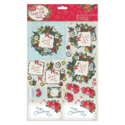 Pocket Full of Posies (Docrafts) - A4 Decoupage Paper Craft Pack - For You