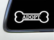 ThatLilCabin - ADOPT 20cm AS572 car sticker decal