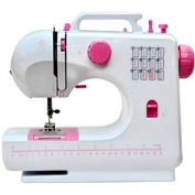 Michley LSS-506 Desktop Sewing Machine pink