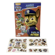 Paw Patrol Colouring Book Set by Mad Fun Toys