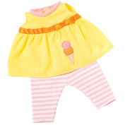 Manhattan Toy My Treat Baby Doll Outfit for Baby Stella Dolls (2017!), 38cm