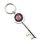 NHL Skeleton Key Bottle Opener Key Ring
