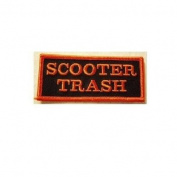 SCOOTER TRASH PATCH