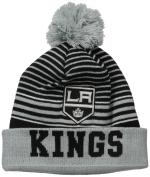 NHL Youth Jayce Cuffed Knit Hat with Pom