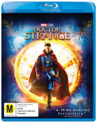 Doctor Strange [Blue-ray] [Region 4]