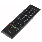 Angrox Generic CT-90326 CT 90326 Universal TV Remote Control For Toshiba Remote Television LCD LED HDTV