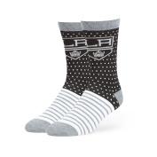 NHL Men's Willard Flat Knit Crew Socks