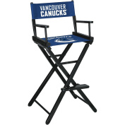 IMPERIAL INTERNATIONAL VANCOUVER CANUCKS DIRECTORS CHAIR-BAR HEIGHT