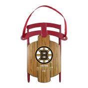 NHL Metal Sled Ornament