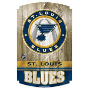 Wincraft St. Louis Blues Wood Sign