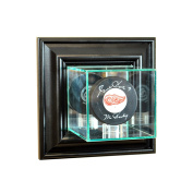NHL Wall Mounted Single Puck Glass Display Case