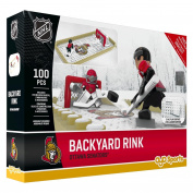 NHL Backyard Rink Set