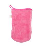 Tangc 1PC Reusable Soft Facial Cloth Pads Face Makeup Remover Cleansing Glove Tool