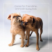 Friendship/Love Greeting Card - CAME FOR FRIENDSHIP