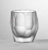 Mario Luca Giusti 10cm Acrylic 180ml Small Tumbler Milly Frosted