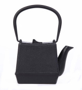 Japanese Cast Iron Pot Uncoated Square Boiled Water Tea 700ML